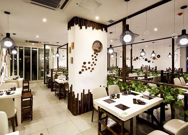 餐厅软装设计