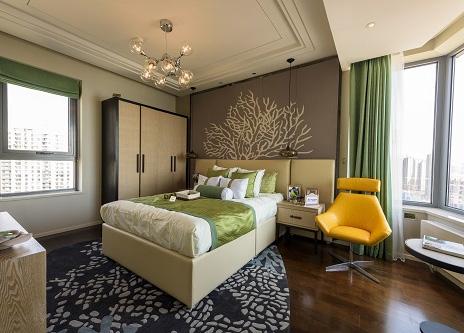 哈尔滨家庭住宅软装设计